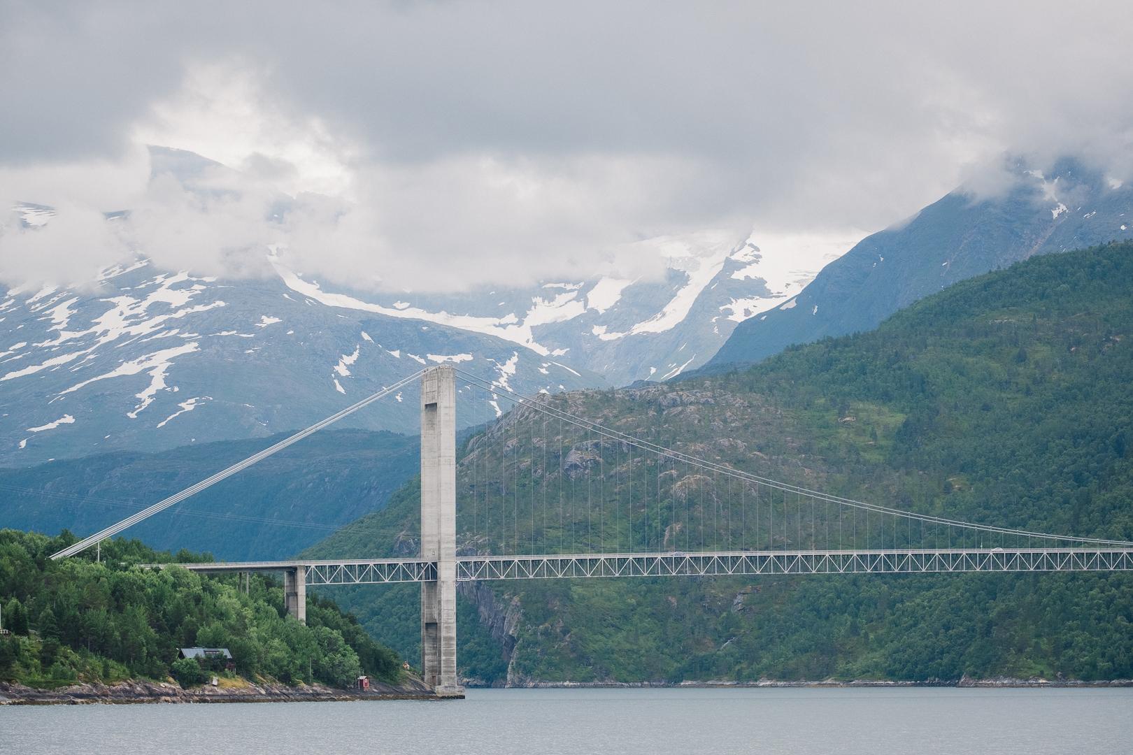 Resa till Narvik i nord-Norge med Svenska resebloggar