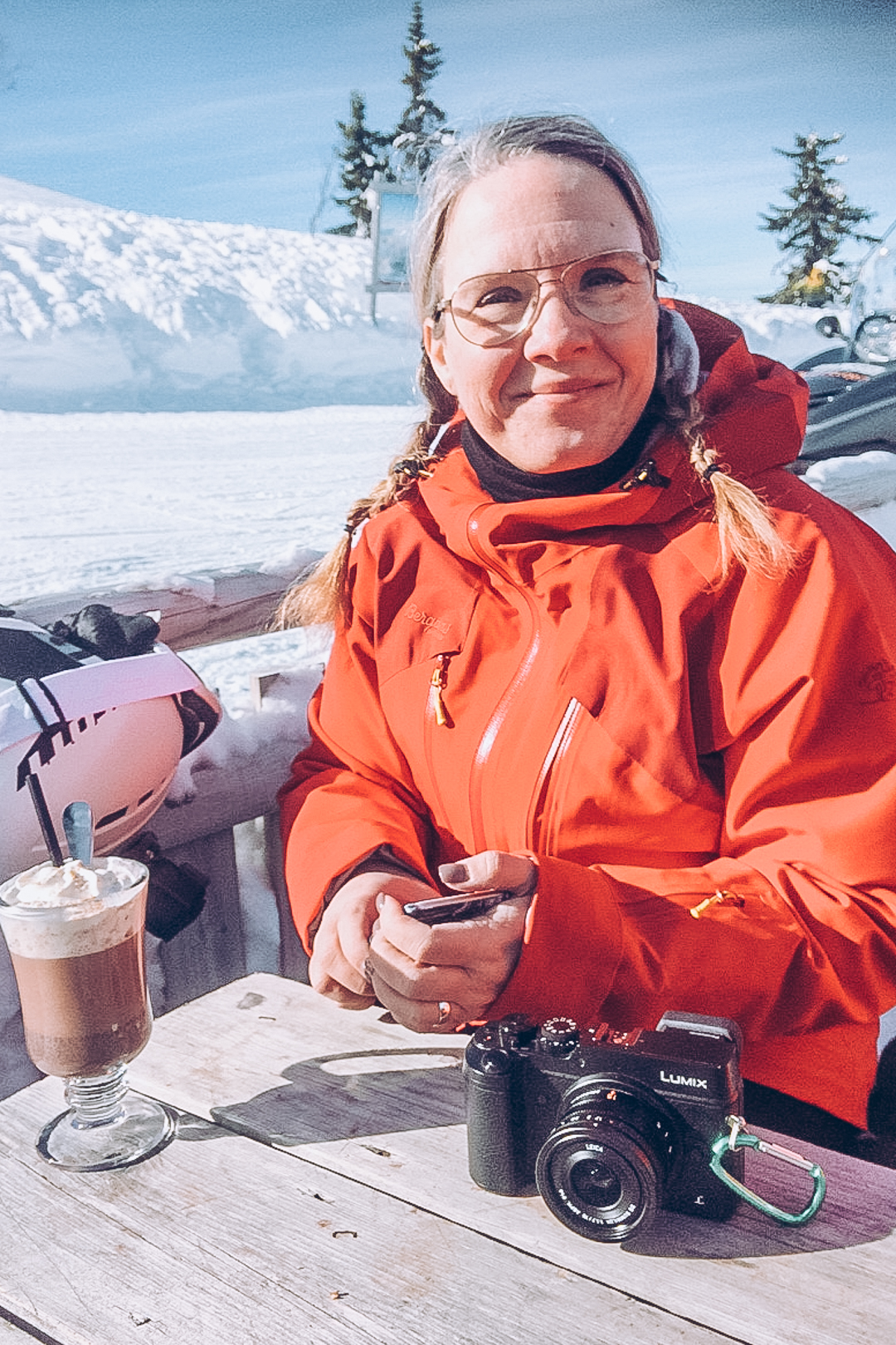 Weekend i Trysil med Gopro hero 6 och Lumix GX8 och Leica 15mm som ambassadör för Kvinnliga äventyrare