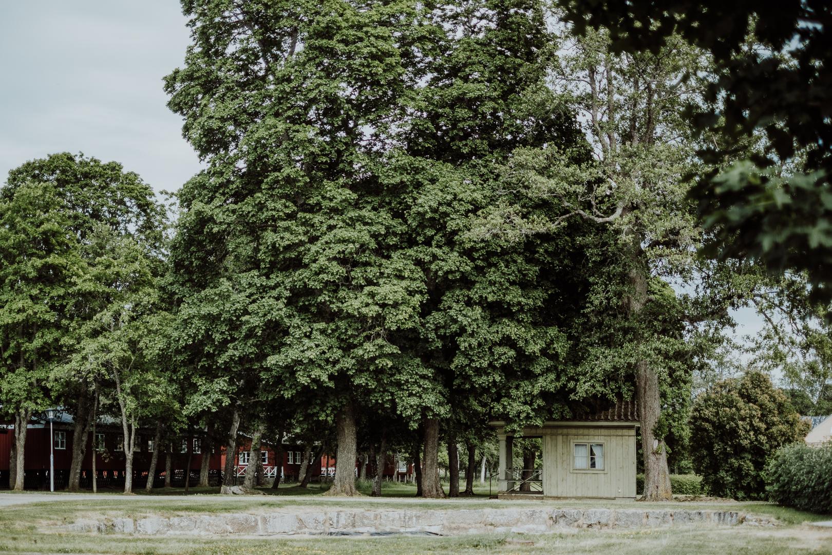 Åka på spaweekend i det antikt vackra och lite kusliga Sätra brunn kurort utanför Sala