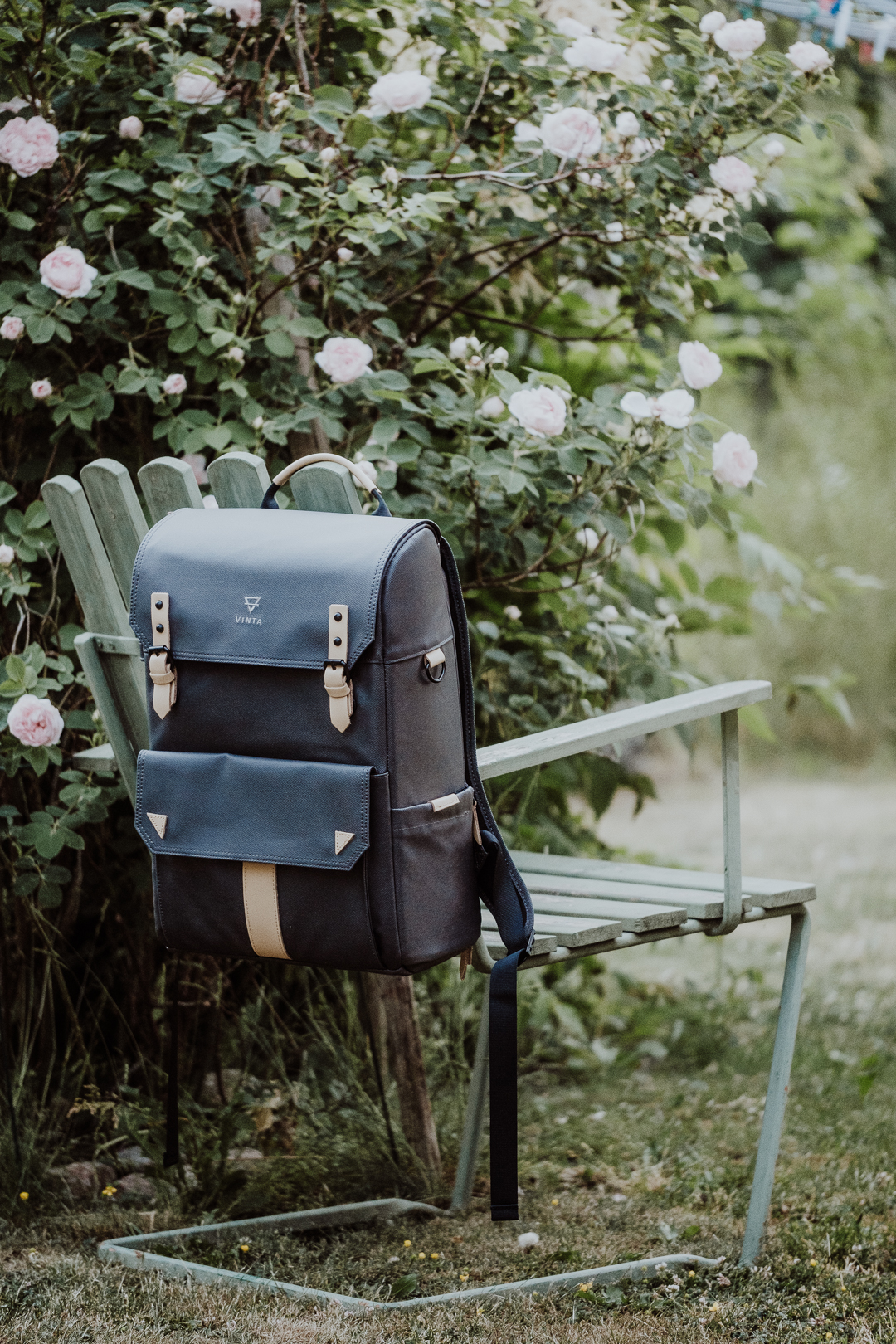 VINTA type 2 - the most stylish backpack ever from tekopptillbergstopp