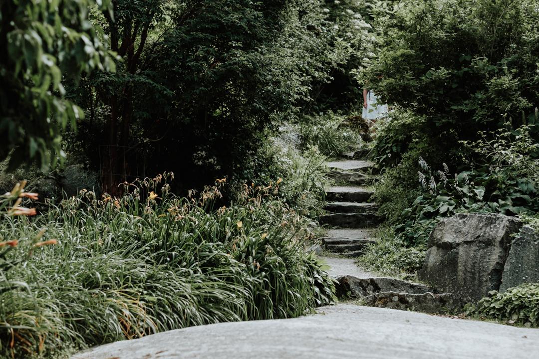 Bland jättenäckrosor och vattenspridare på Bergianska trädgården, Svenska resebloggar, Nordic TB, Fujifilm Nordic, Fujifilm X-T2