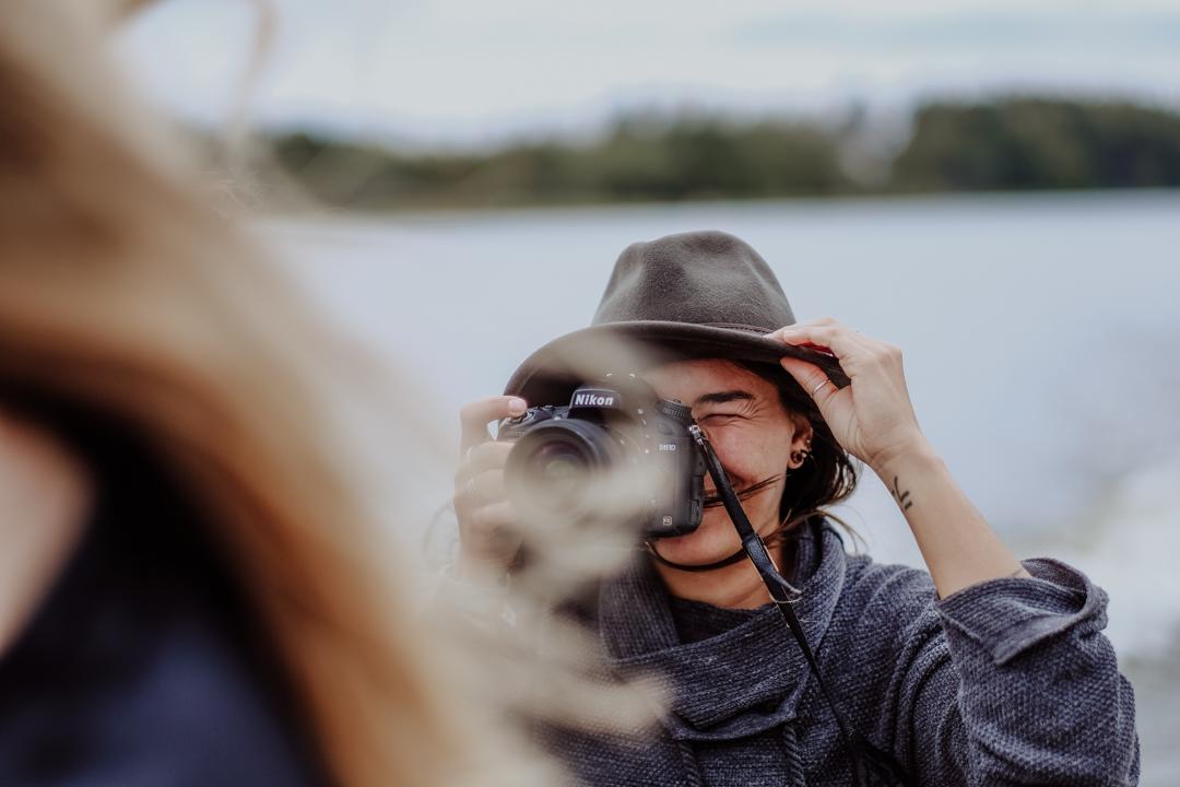 En summer workation hos Natalie som lever sin dröm : Tekopp till bergstopp : Influencers of Sweden : Kvinnliga äventyrare