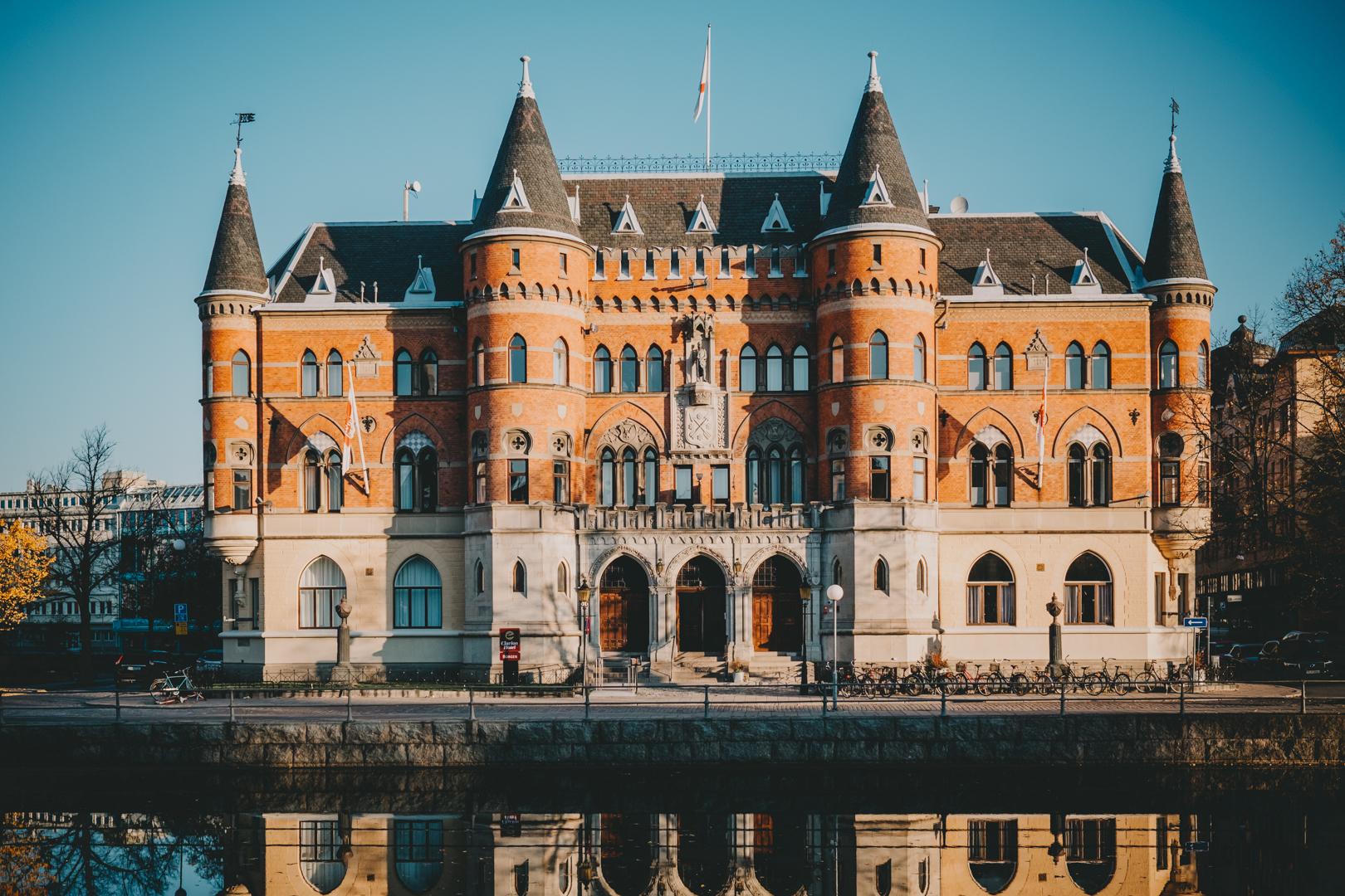 Från tekopp till bergstopp åker på Influencers of Sweden workation på Clarion collection Borgen i Örebro