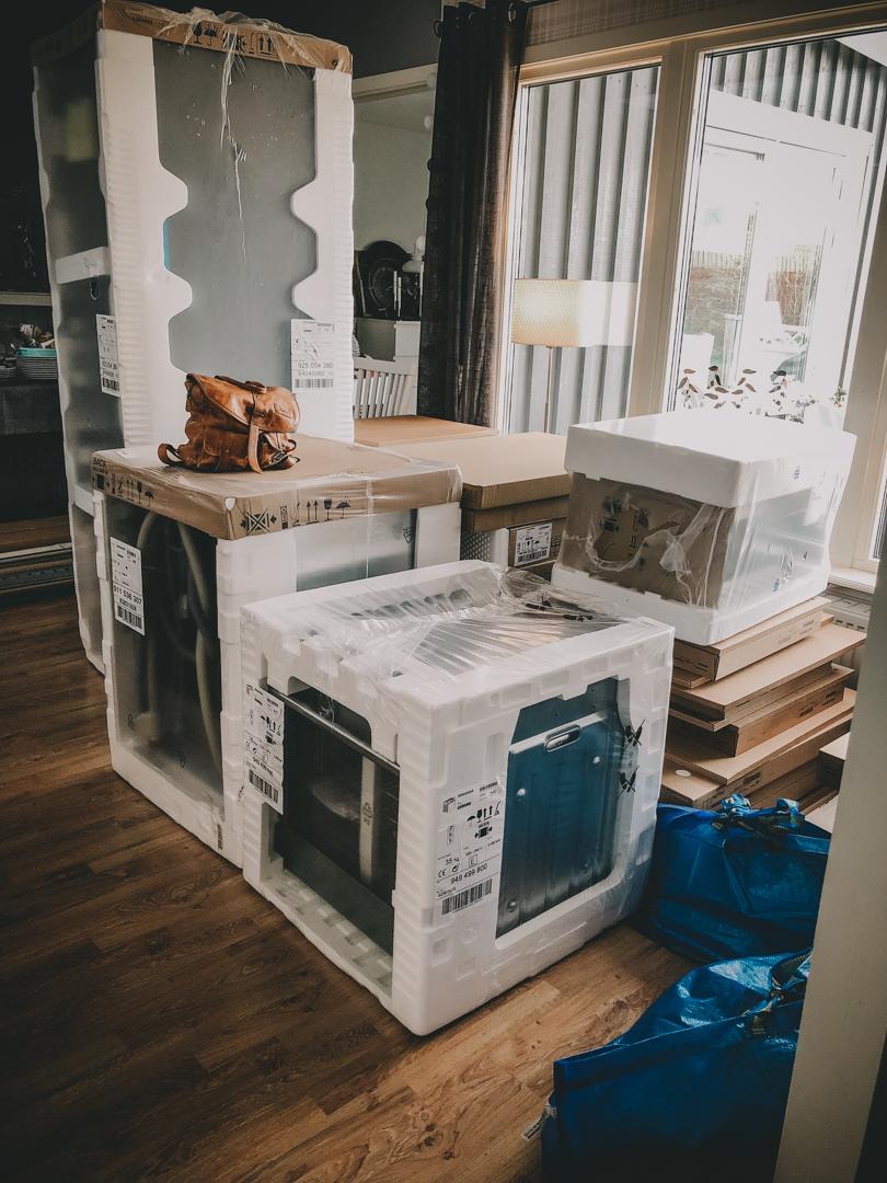 Renovera kök med IKEA Sävedal